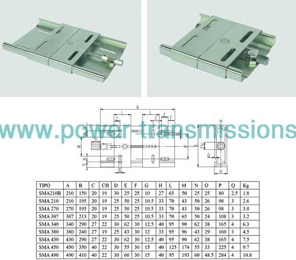 Adjustable Motor Mounts China Motor Bases Manufacturer