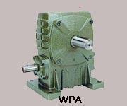 Single speed worm gear reducer (RATIO 1/10-1/60)